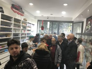 inaugurazione nuovo shop via di tor sapienza INAUGURAZIONE NUOVO SHOP VIA DI TOR SAPIENZA image3 2 300x225