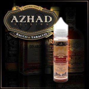 azhad's bacco e tabacco per sigaretta elettronica Azhad's Bacco e Tabacco per Sigaretta Elettronica azhad elixir bacco e tabacco 300x300