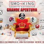 Nuova Apertura Negozio Smo-King Roma  pixels-flavour-aromi-concentrati Grand Opening Party Flyer 150x150