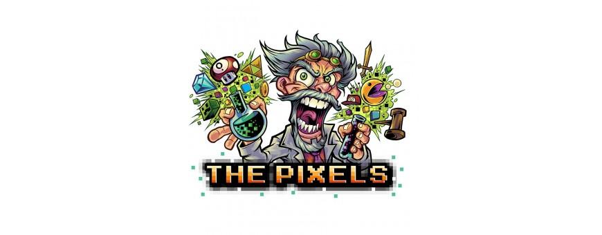 PIXELS pixels PIXELS pixels flavour aromi concentrati