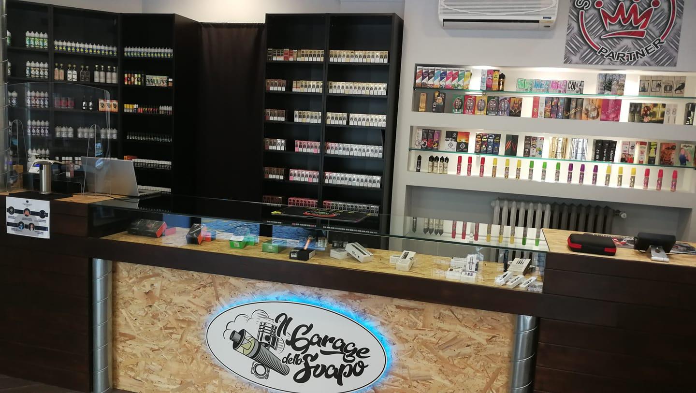 negozio sigarette elettroniche asti Negozio Sigarette Elettroniche Asti il garage dello svapo negozio