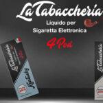 Liquidi Pronti BLACK LINE 4 Pod La Tabaccheria galactika GALACTIKA DOUBLE TART AROMA 20 ML la tabaccheria blackline 150x150