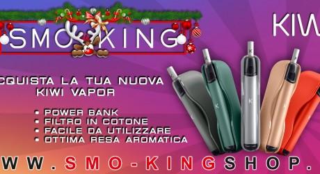 smo-king Smo-King Sigaretta Elettronica Roma KIWI SIGARETTA ELETTRONICA POD MOD STARTER KIT SMO KINGSHOP 1618926371 460X250 c c 1 FFFFFF
