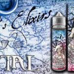 Azhad's Elixirs Crystal Caribbean e Crystal Virginia Aroma 20 ml offerte sigarette eletroniche Offerte Sigarette Eletroniche Azhad Lab Crystal Caribbean e Virginia aromi 150x150