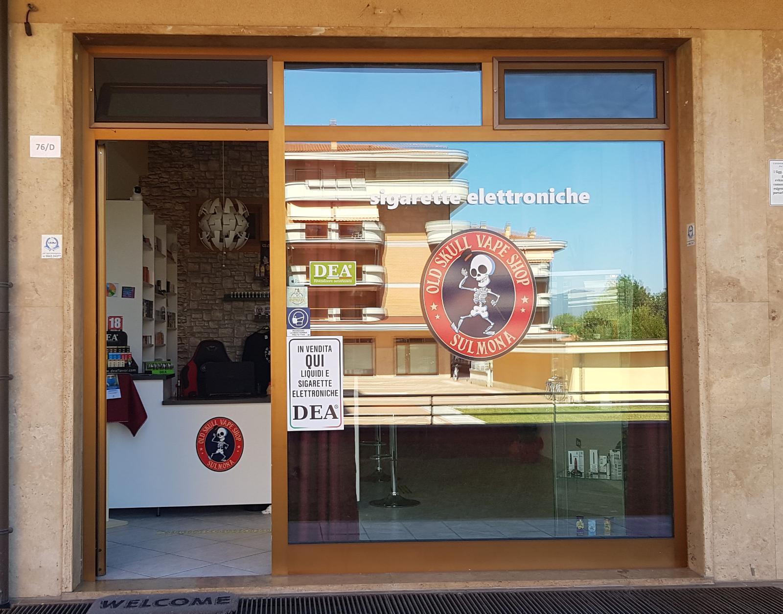 Negozio Sigarette Elettroniche Sulmona negozio sigarette elettroniche sulmona Negozio Sigarette Elettroniche Sulmona Old Skull Vape Shop Interno negozio sigarette elettroniche