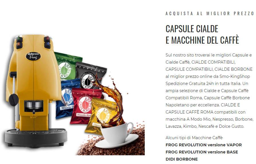 CAPSULE E CIALDE CAFFÈ COMPATIBILI ROMA caffe roma CAPSULE E CIALDE CAFFÈ COMPATIBILI ROMA CAPSULE E CIALDE CAFF   COMPATIBILI ROMA