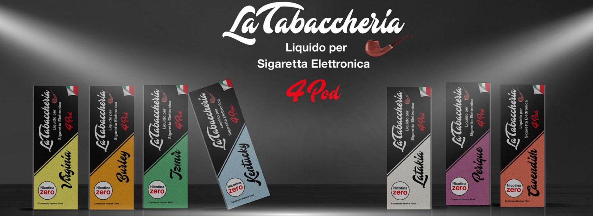 Liquidi Pronti BLACK LINE 4 Pod La Tabaccheria liquidi pronti Liquidi Pronti BLACK LINE 4 Pod La Tabaccheria la tabaccheria blackline