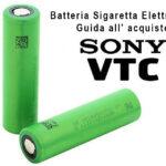 Batteria Sigaretta Elettronica Guida all' acquisto sony vtc5 Sony VTC5 Batteria Sigaretta Elettronica 150x150